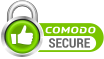 Verified domain by Comodo SSL